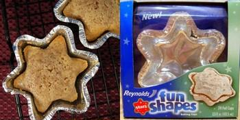 Reynolds Fun Shapes Baking Cups