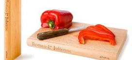 Romeo and Julienne Cutting Board
