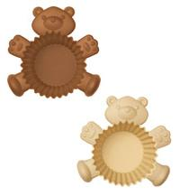 Bear Silicone Baking Cups
