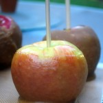 Salted Caramel Apples