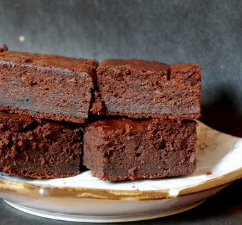 Root Beer Brownies