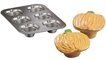 Pumpkin Cupcake Pan