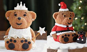 Build-a-Bear Cakes