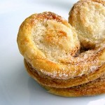Homemad Palmiers Stack
