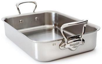 Mauviel Roasting Pan