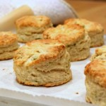 Sour Cream and Green Onion Biscuits