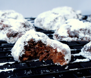 Mrs Beasley's Chocolate Truffle Cookies