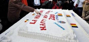 World's Heaviest Fruit Cake