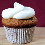 Gingersnap Cupcakes