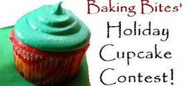 Baking Bites Holiday Cupcake Contest!