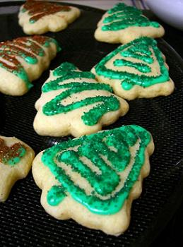 Soft Cutout Christmas Cookies