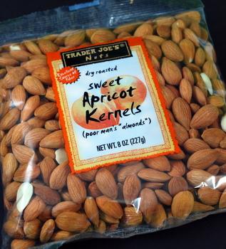 Sweet Apricot Kernels