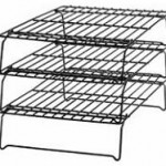 Wilton Stackable, Three Tier Cooling Rack