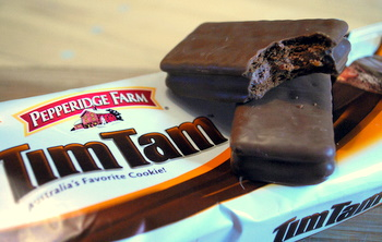 Tim Tams in the US