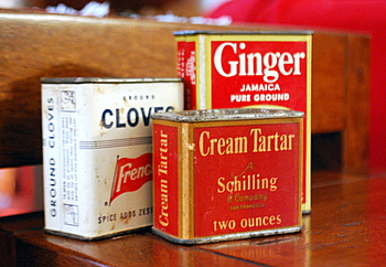Vintage Spices