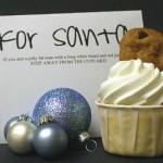 Iheartcuppycake's Santa's Favorite Cupcake