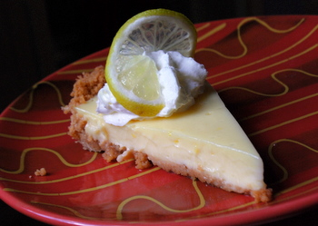 Double Citrus Key Lime Pie