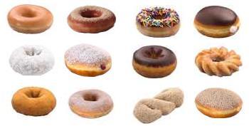 Free Donuts at Krispy Kreme