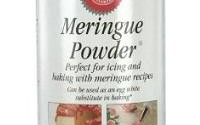 What is meringue powder?