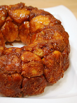 Sugared Monkey Bread