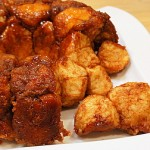 Monkey Bread, eaten
