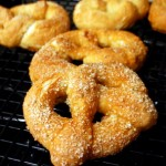 Garlic Salt Pretzel