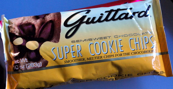Guittard Super Cookie Chocolate Chips