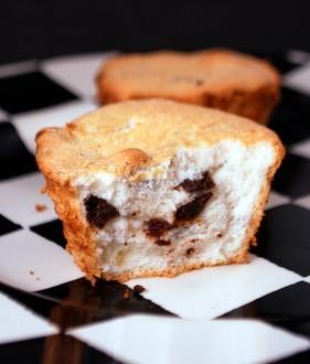 Chocolate Chip Angel Food Cupcake Recipe