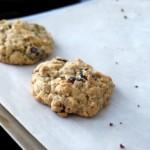Cookies re-baking