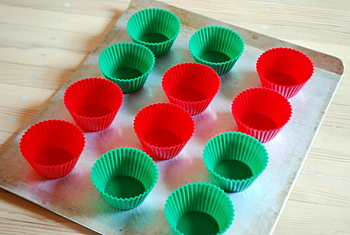 Silicups Silicone Baking Cups