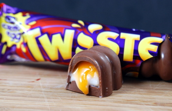 Cadbury Creme Egg Twisted Bar