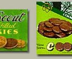 Girl Scout Cookies from the past