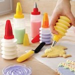 Kuhn Rikon Squeezable Decorating Kit