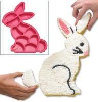 Pull Apart Bunny Pan