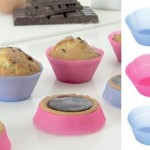 Tulip-Shaped Tart Molds/Muffin Cups