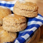 White Whole Wheat Biscuits