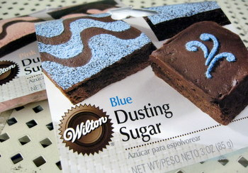 Wilton's Colored Dusting Sugars