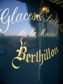 Berthillion Ice Cream, Paris