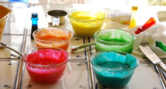 Food coloring gel vs non-gel - Baking Bites