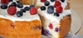 Colorful Red, White and Blue Desserts for July 4th