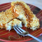 Cereal-Crusted French Toast
