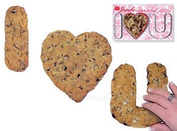 I <Heart> You Jumbo Cookie Cutters