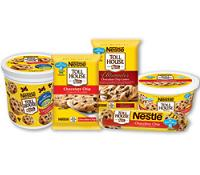 Nestle refrigerated cookie doughs