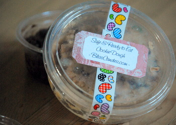 Bliss Safe-to-Eat Cookie Dough