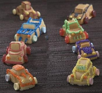 Classic Cars Sweet Rides Cupcakes