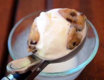 Bliss Safe-to-Eat Cookie Dough Ice Cream
