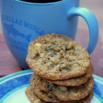 Coffee Oatmeal Chocolate Chip Cookies