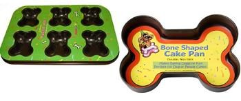 Dog Bone Cake Pans