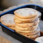 Butter Pecan Slice and Bake Cookies