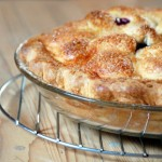 Double Crust Blackberry Pie